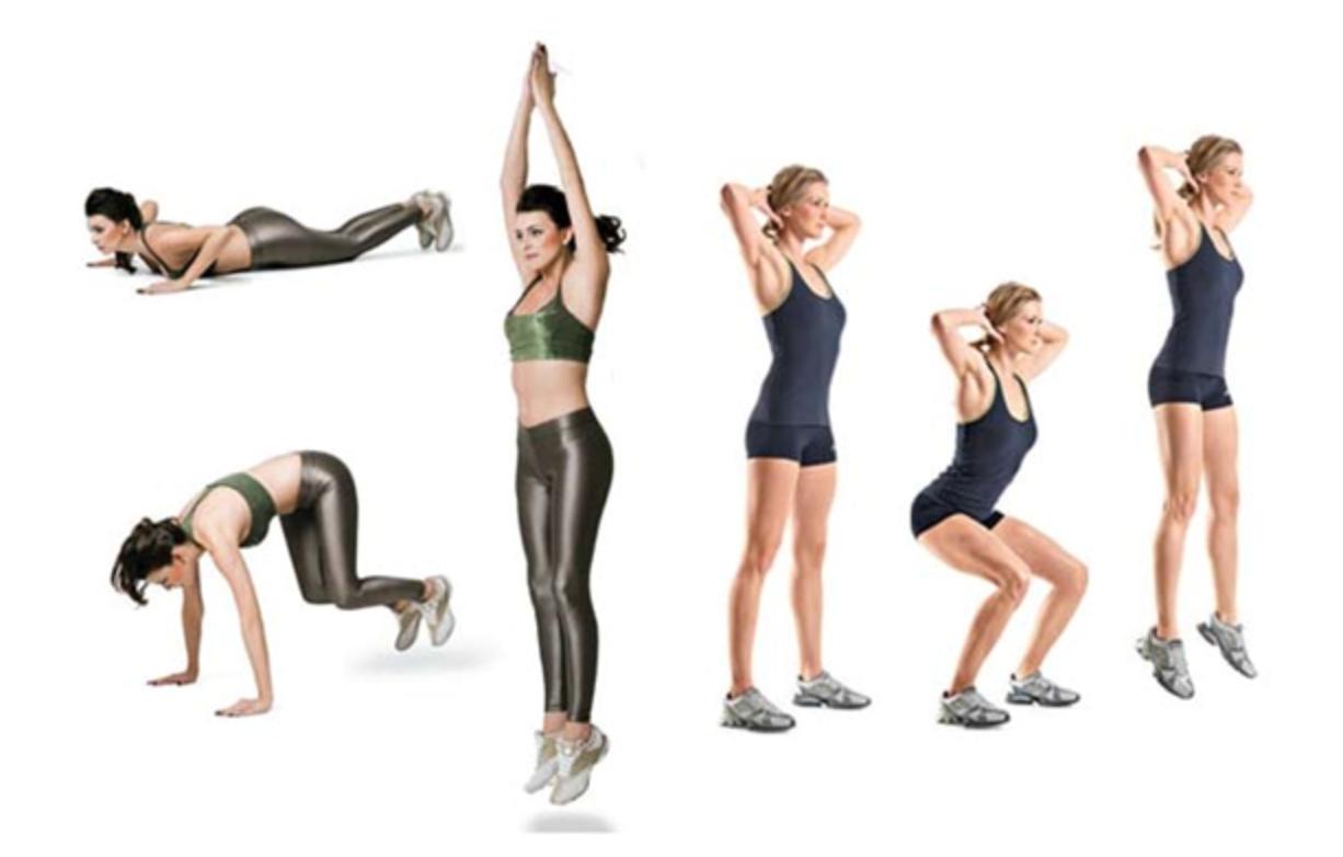 6 raisons pour stimuler la perte de graisse par des exercices !