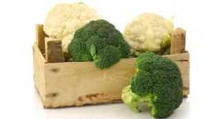 brocoli et choufleur