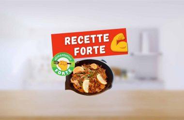 Recette Forte 💪 Épaule de porc – Facile, Simple et Délicieuse 💪